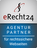 eRecht24 Partner-Siegel